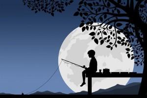 Rossiters logo fishing