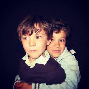 Oliver and Marcel