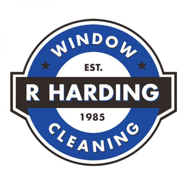 R Harding logo