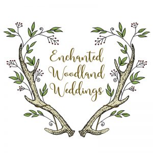 enchanted woodland weddings logo