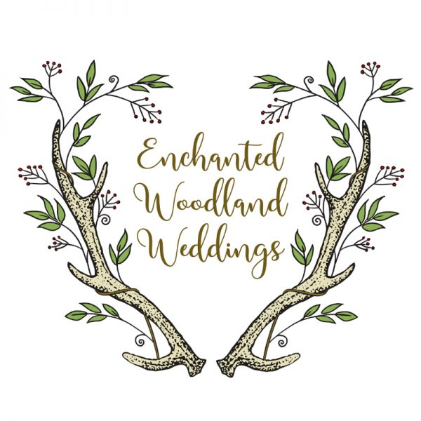 enchanted woodland weddings logo