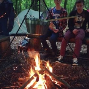 I will smell of smoke for weeks. Lovely night camping with some great people ?? I will smell of smoke for weeks. Lovely night camping with some great people ??