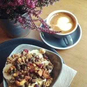 Best breakfast I've had in years. Porridge with banana, granola and honey. And the coffee is great. Do yourself a favour.  Lydney Brew. www.lydneybrew.co.uk #lydney_brew @lydney_brew Best breakfast I've had in years. Porridge with banana, granola and honey. And the coffee is great. Do yourself a favour.  Lydney Brew. www.lydneybrew.co.uk #lydney_brew @lydney_brew