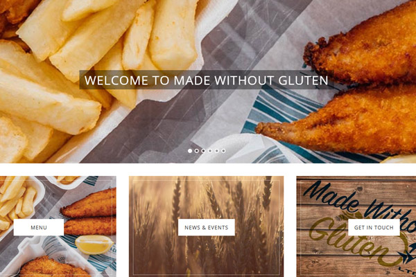 Made Without Gluten | Cascade Design